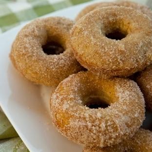Tarçınlı Donut Tarifi
