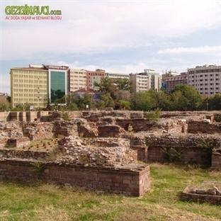 Tarihi Roma Hamamları