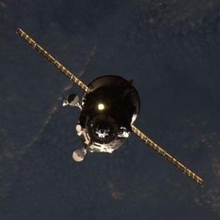 Uluslararası Uzay İstasyonu'na başarılı ikmal
