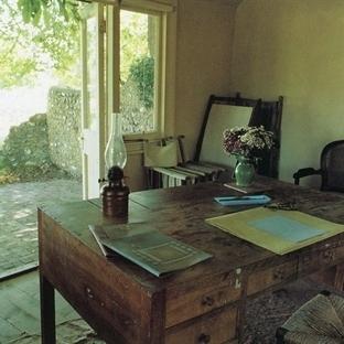 Ünlü Yazarların Çalışma Odaları
