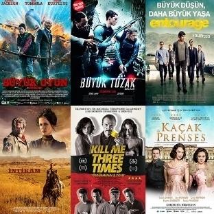 Vizyona Giren Filmler : 3 Temmuz
