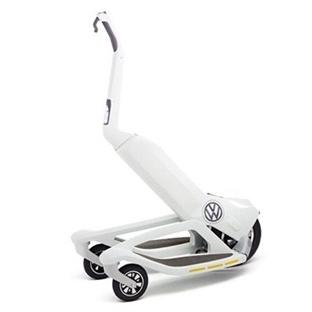 Volkswagen Üç Tekerlekli Scooter Üretti
