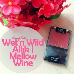 WET'N WILD ALLIK | MELLOW WINE