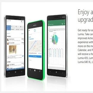 Windows 10 Güncellemesi Alan Telefonlar Açıklandı