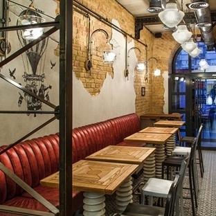Yaroslav Galant'dan Kiev'de Bite & Go Deli Cafe