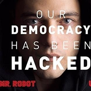 YENİ DİZİ MR. ROBOT YÜKSEKTEN UÇUYOR!