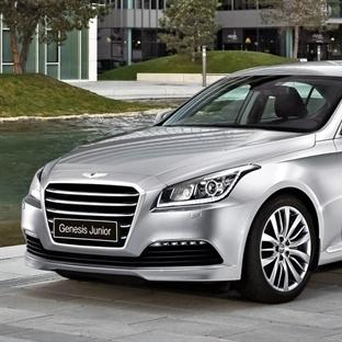 Yeni Hyundai Sedan: BMW 3 Serisi'ne Rakip!