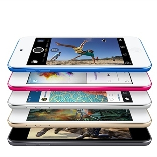 Yeni iPod Touch Online Apple Store'de