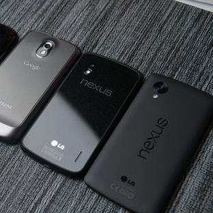 Yeni Nexus 5, Muhteşem Performansla Geliyor!