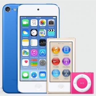 Yeni İpod Touch cihazları bugün piyasada!