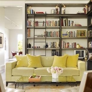 Yeşil Oturma Odaları