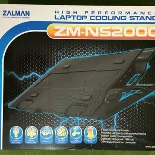 Zalman ZM-NS2000 Laptop Soğutucu İnceleme