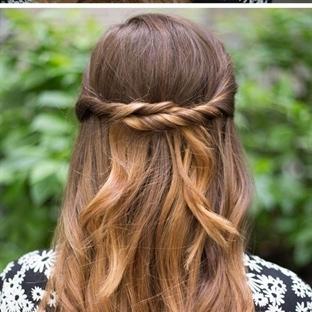 1 Dakikalık Saç Modeli