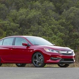 10 Fotoğrafla 2016 Model Honda Accord