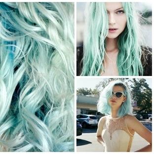 2015 Saç Trendi: Saçlarda Pastel Rengi
