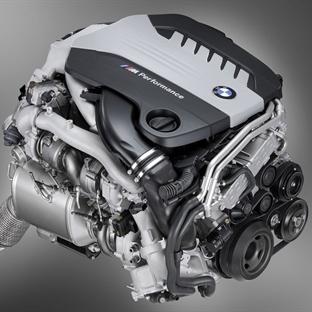 3.0 Litre 4 Turbo İşte BMW 7.50d