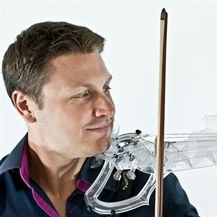 3D baskı Teknolojisi ile Basılmış Elektrikli keman