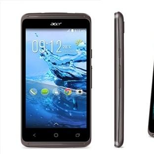 Acer Bütçe Dostu 2 Model Telefon Tanıttı