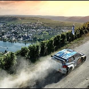 Almanya Rallisi'nde Volkswagen Esti, Ogier Galip