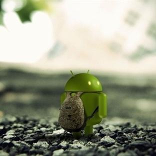 Android Telefonumdaki Uygulamalar