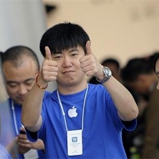 Apple Çin'de Liderliği Kaptırdı