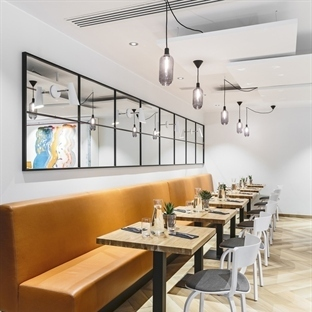 Arkkitehdit Soini & Horto'dan Hotel Indigo