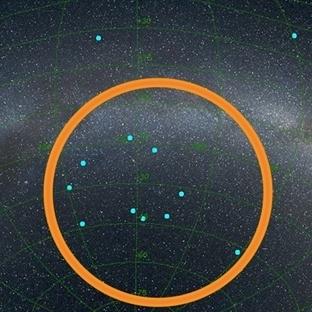 Astronomlar Evrendeki En Büyük Oluşumu Keşfetti