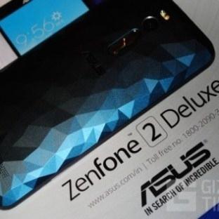 ASUS ZenFone 2'nin 256 GB'lik Serisi Yapılıyor