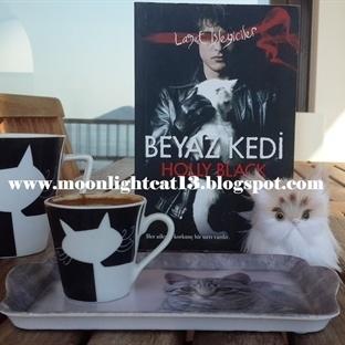 Beyaz Kedi - Holly Black * Yaz Okuma Şenliği 2015