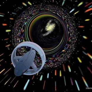 Bilim İnsanları Manyetik Solucan Deliği Yarattı