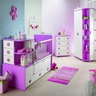 Birbirinden güzel çocuk odası tasarımları