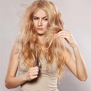 Boyadan Yıpranmış Saçlar İçin Çözüm Önerileri