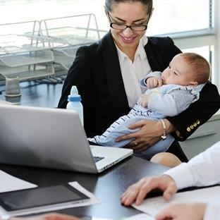 """""""Çalışan Anne Olmak"""""""