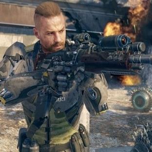 Call Of Duty: Black Ops 3 Stronghold Haritasından