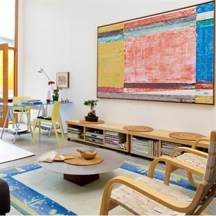Çarpıcı Dekorasyon Detaylarına Sahip Modern Evler