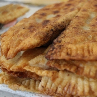 Çi Börek - Tatar Böreği Yapımı