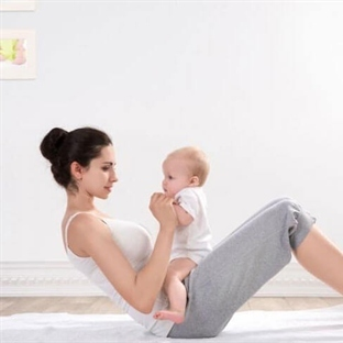 Doğum Sonrası Sıkılaştırıcı Egzersizler