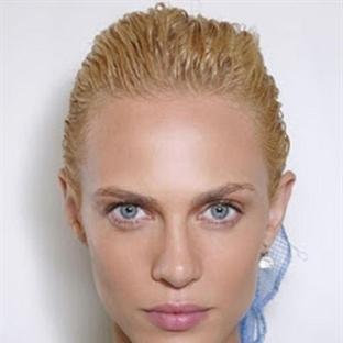 En havalı ıslak görünümlü saç modelleri