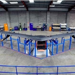 """Facebook """"Aquila"""" Drone'unun Testine Başladı"""