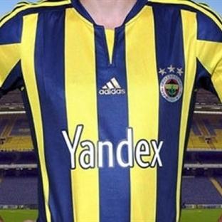 Fenerbahçe, Yandex'in Logosunu Değiştirdi