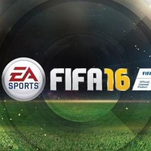 FIFA 16 demosundan görüntüler
