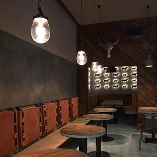 Formafatal'dan Prag'da Gran Fierro Restaurant