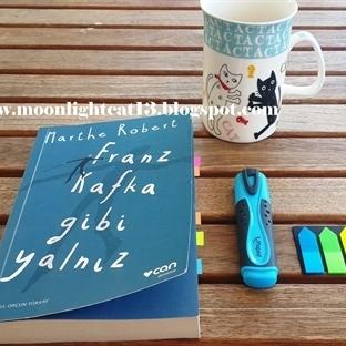 Franz Kafka Gibi Yalnız - Marthe Robert