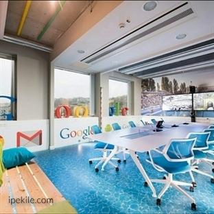 Google'ın eğlenceli mi eğlenceli merkezi