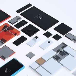 """Google'ın Modüler Telefon Projesi """"Ara"""" Verdi"""