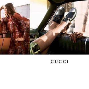 Gucci'nin Tüylü Erkek Ayakkabısı