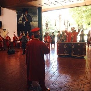 Harbiye Askerî Müze'de Mehter Konseri