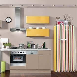 Dekorasyon Blog Önerisi: Renkli Beyaz Eşyalar