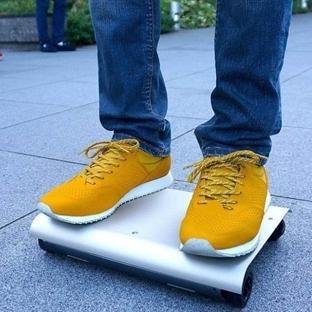 Japon Mühendis'ten Yeni Ulaşım Aracı: WalkCar