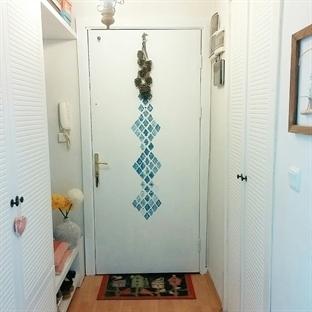 Kapı Boyama After-Before...